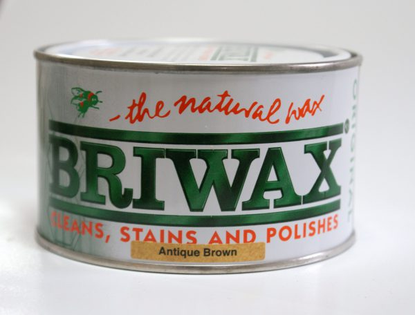 briwax antique brown
