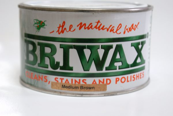 briwax medium brown
