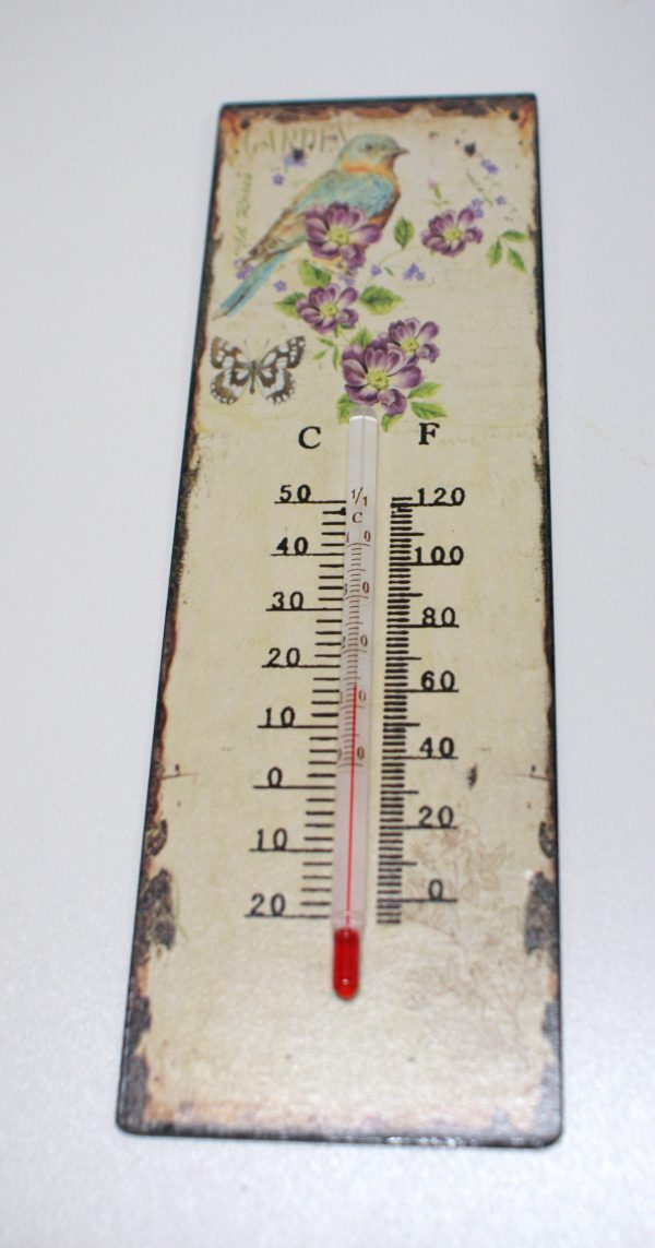 vintage thermometer