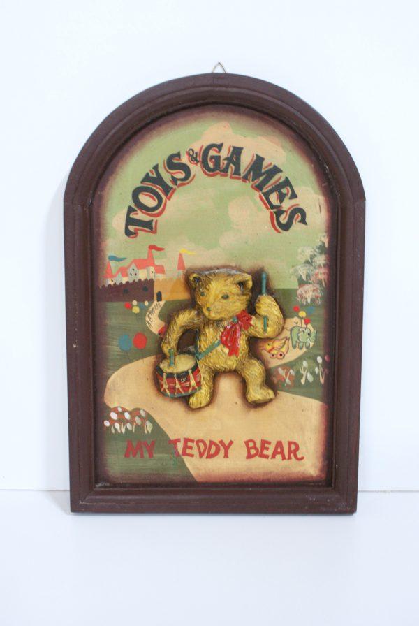 pubbord Teddy Bear
