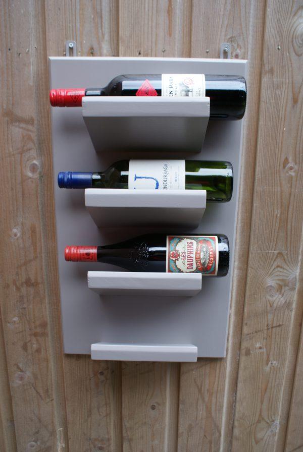 design wijnrek old grey