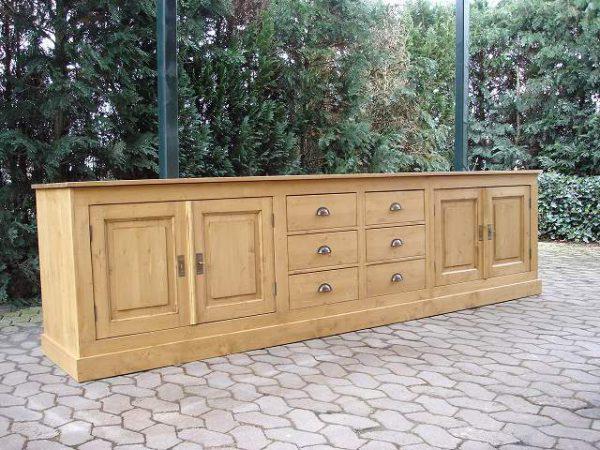 antiek grenen dressoir