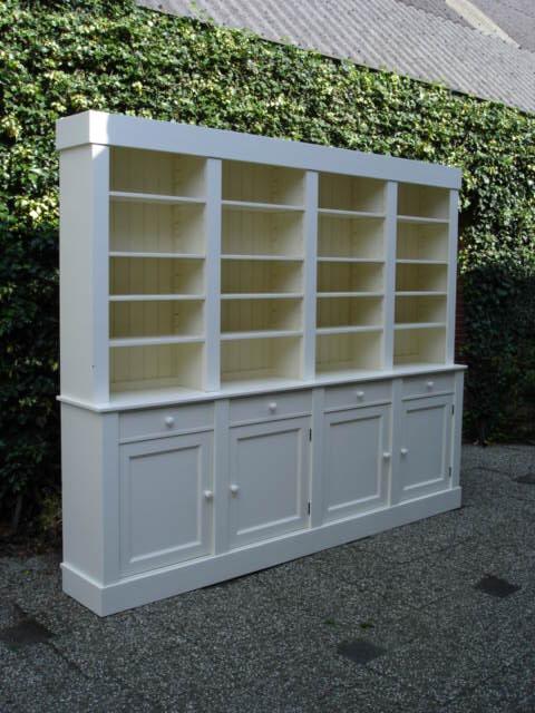 boekenkast op maat Den Haag