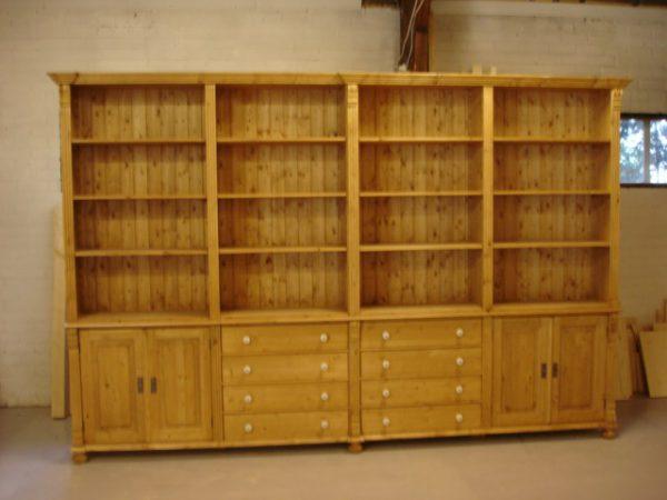 boekenkast op maat Deventer