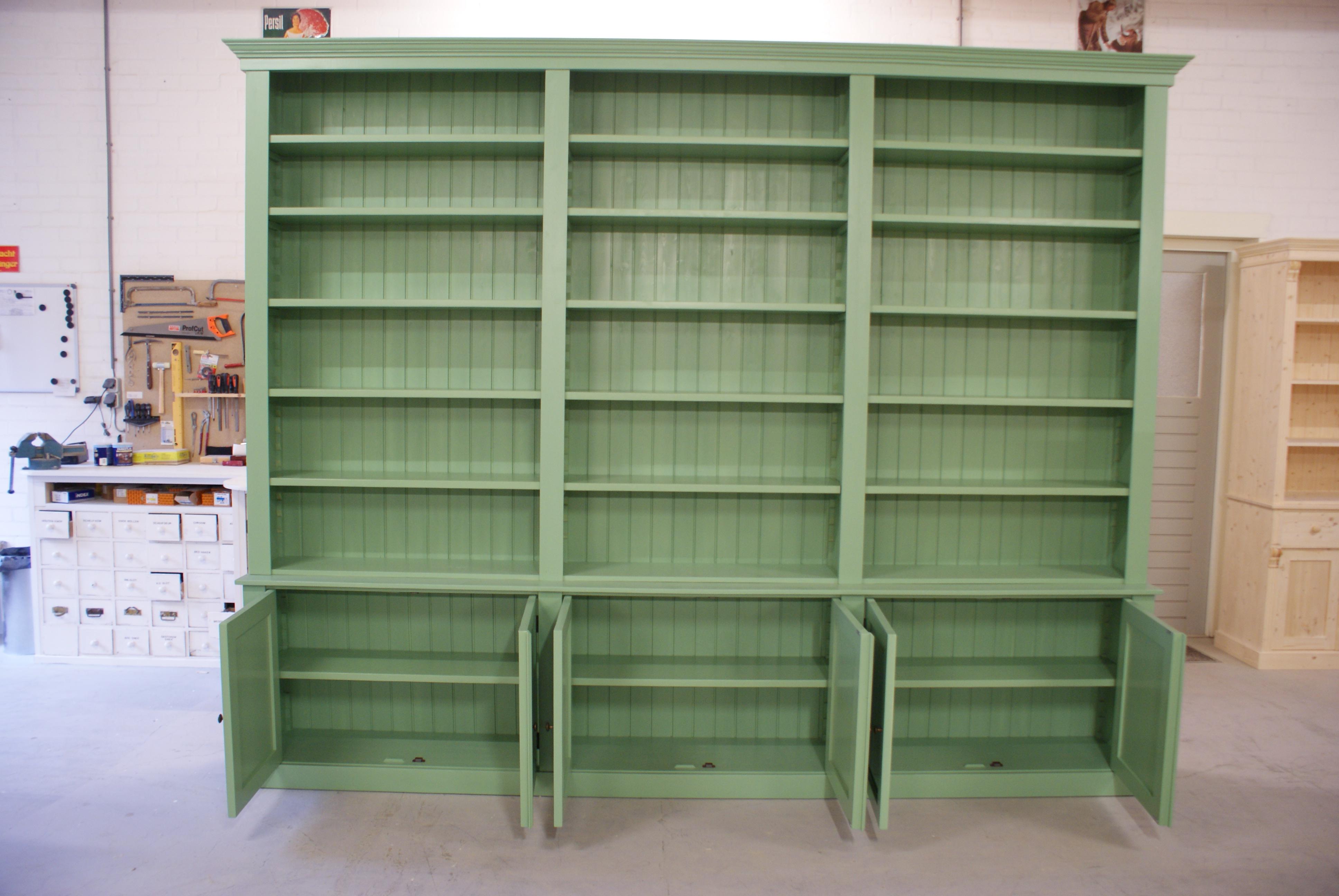 Ikea Billy Kast Glazen Deuren.Billy Boekenkast Glazen Deuren Landelijke Witte Vitrine Kast