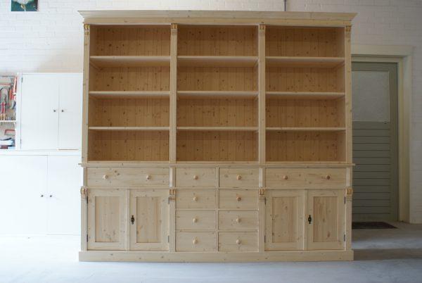 boekenkast op maat Nieuwegein