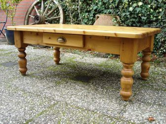 grenen salontafel