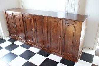 koloniaal dressoir