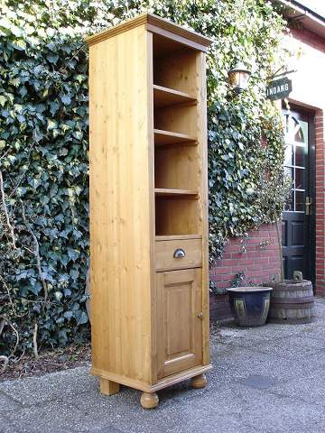 smalle boekenkast
