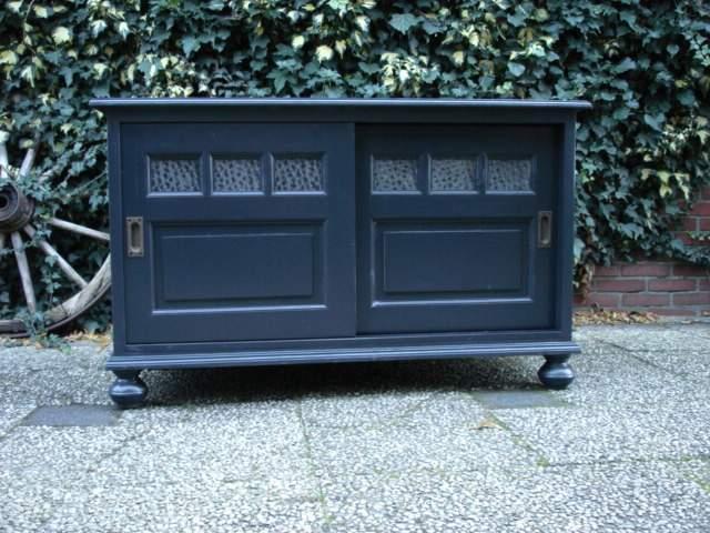 tv meubel zwart