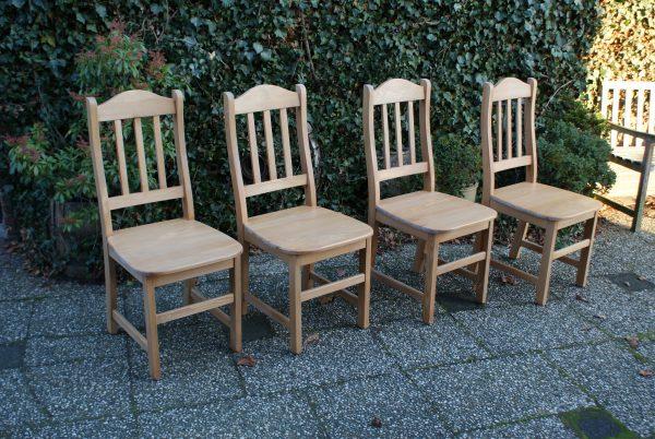 grenen stoelen groningen