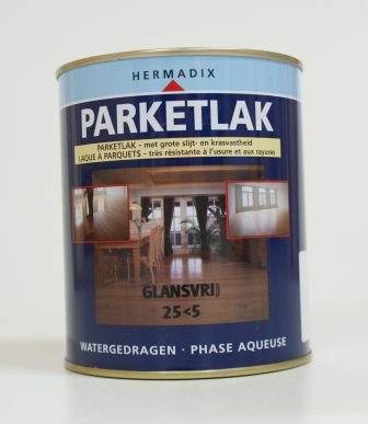 hermadix parketlak glansvrij 750 ml