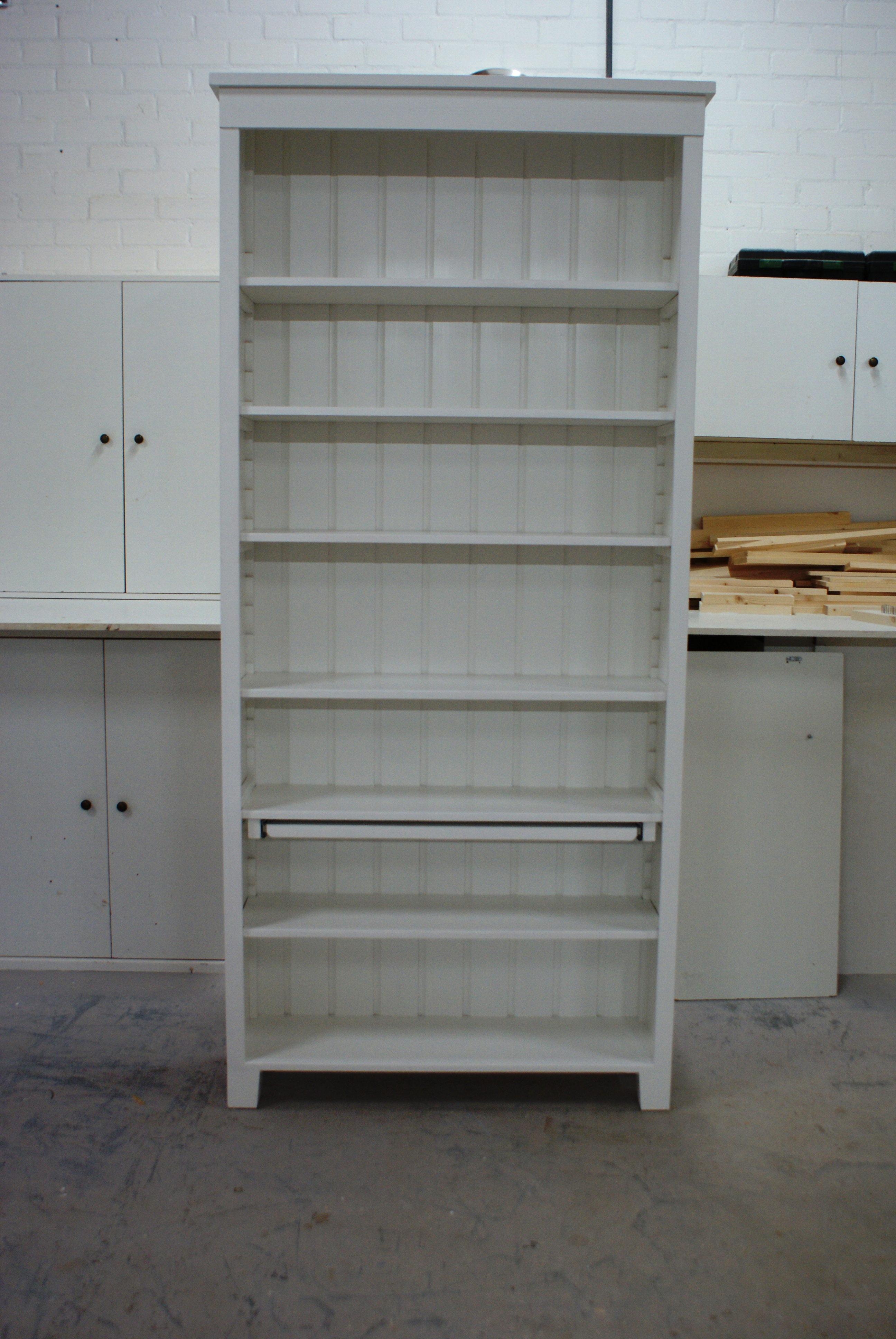 Boekenkast Systeem. Fabulous White Wash Boekenkast Assen With ...