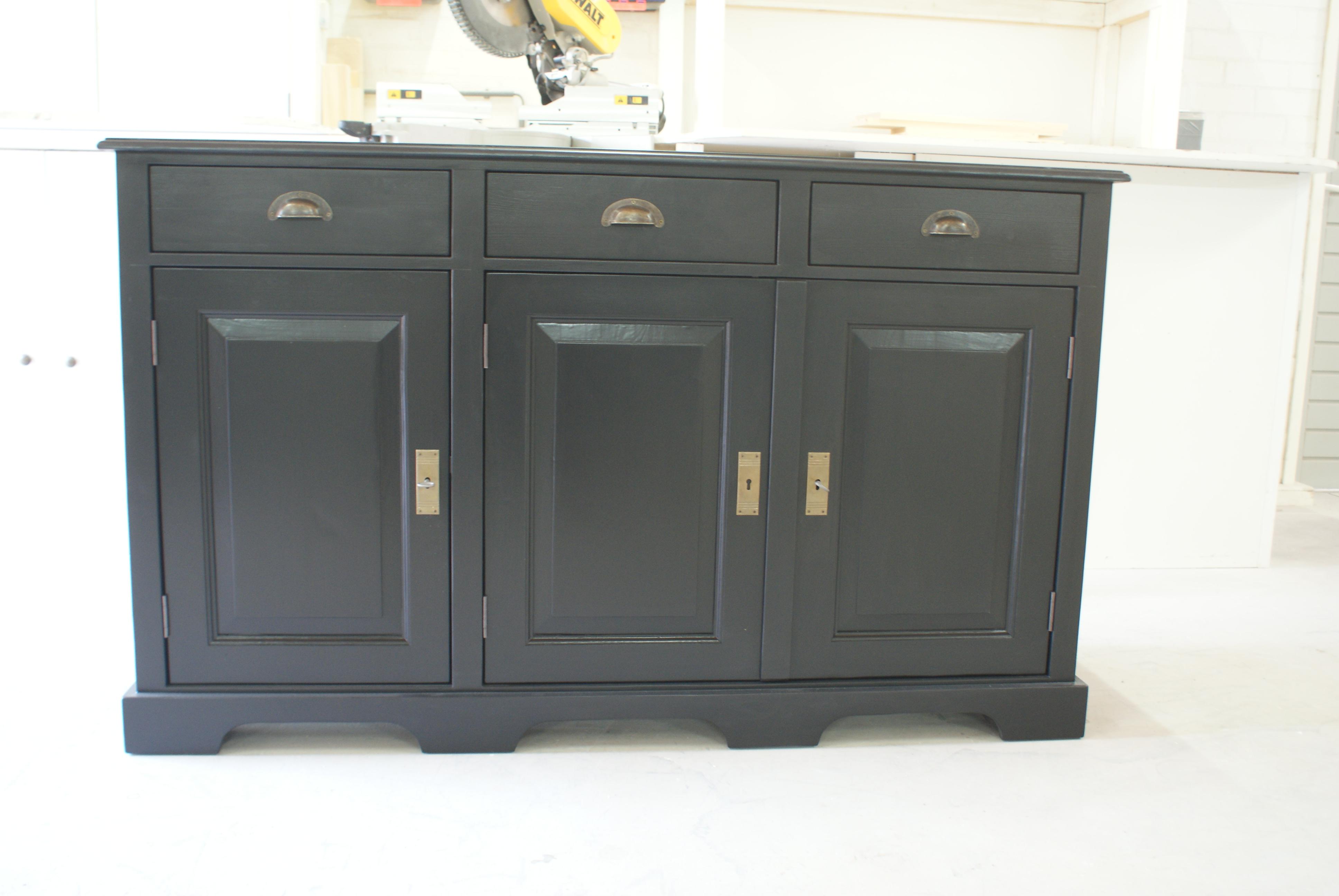 dressoir zwart