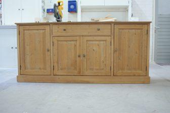 dressoir massief hout