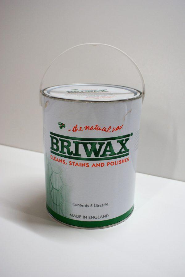 Briwax jacobean 5 liter