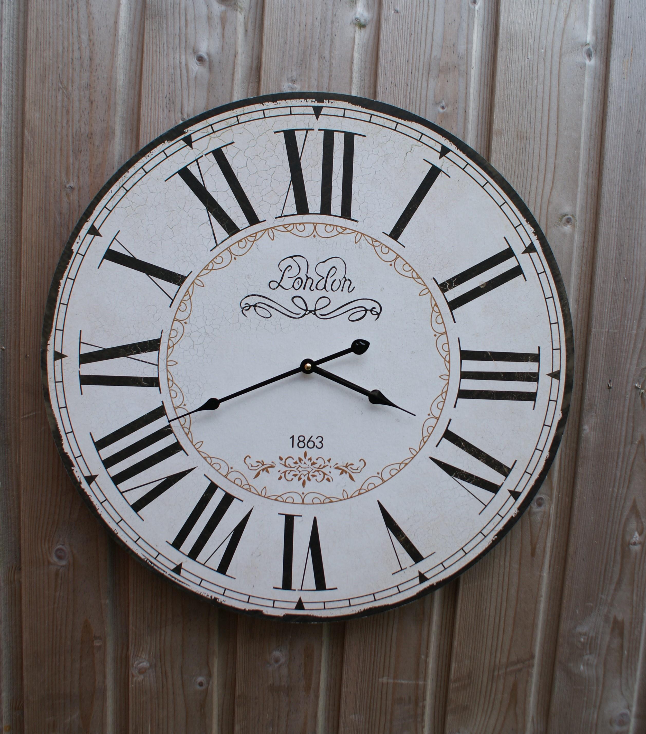 landelijke klok