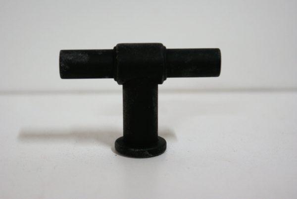 T-greep zwart