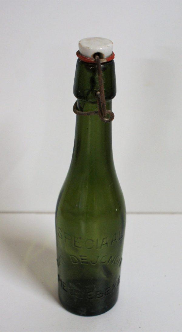 oude bierfles Dejonghe Meulebeke