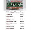 Briwax prijslijst 2020 Grenenhoeve