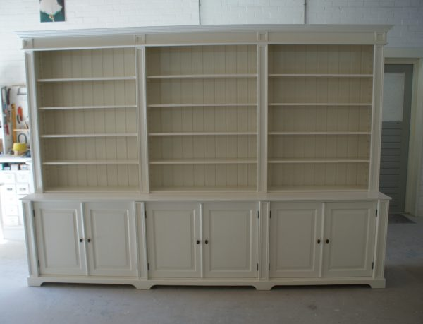 bibliotheekkast