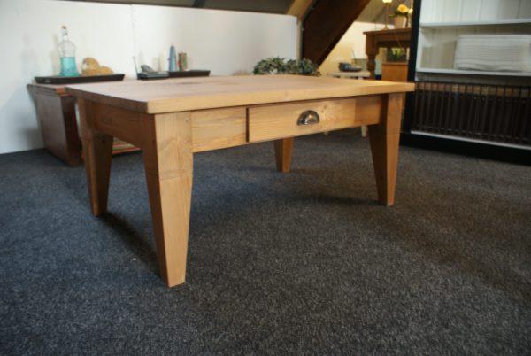 grenen salontafel 70x100